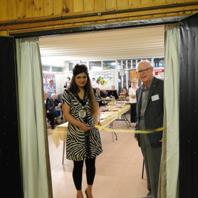 Mayor of Oadby & Wigston Mrs Samia Haq