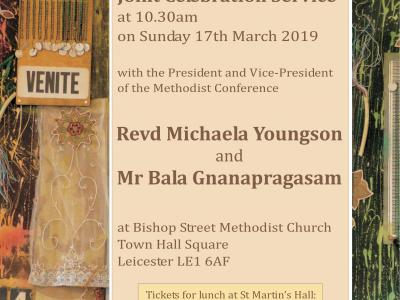 Poster for Meth Pres and VP visit 17 March 2019_1