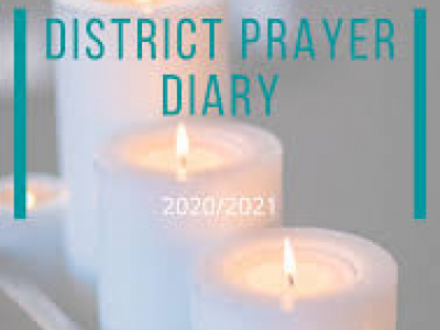 The Northampton District Prayer Diary for 2020-2021